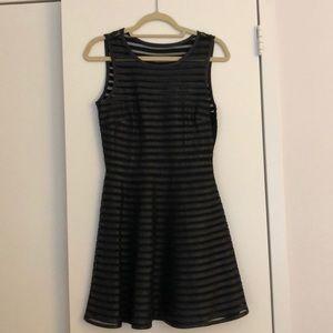 Parker Leather Dress - Size XS - Worn 3 times